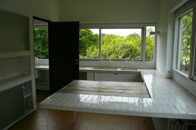 Interni Di Villa Savoye : Le corbusier u villa savoye poissy